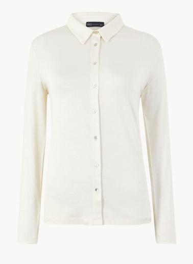 Marks & Spencer Gömlek Bej